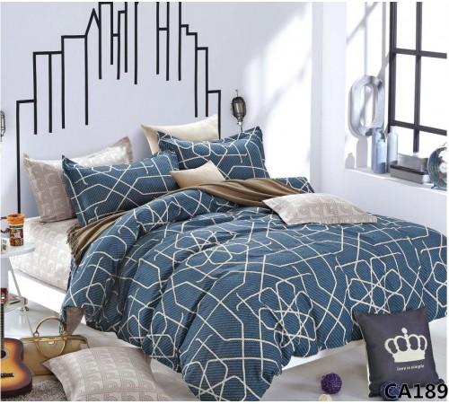Постельное белье сатин Альвитек CA-4-189  2 спальное