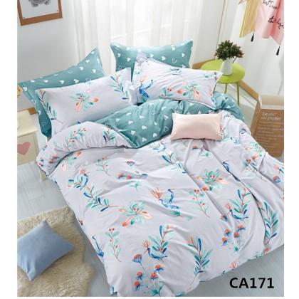 Постельное белье сатин Альвитек CA-4-171  2 спальное