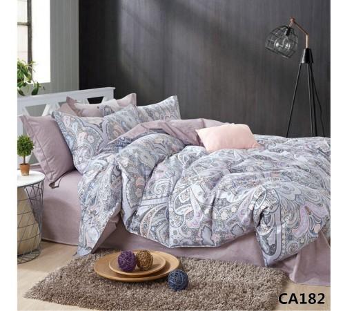 Постельное белье сатин Альвитек CA-4-182  2 спальное