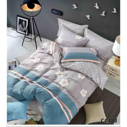 Постельное белье сатин Альвитек CA-4-188  2 спальное