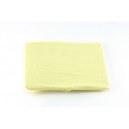 Наволочки трикотажные Вальтери NT 70х70 желтые