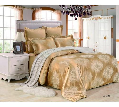 Постельное белье сатин-жаккард Вальтери 15679 2 спальное