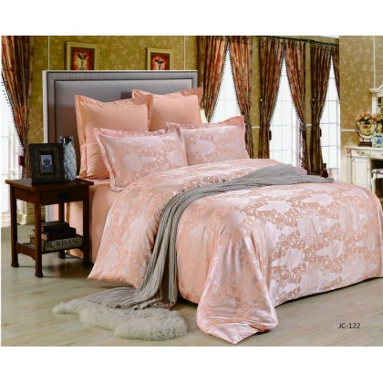 Постельное белье сатин-жаккард Вальтери 15675 2 спальное