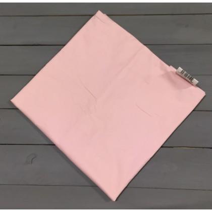 Наволочки сатин 50х70 розовые
