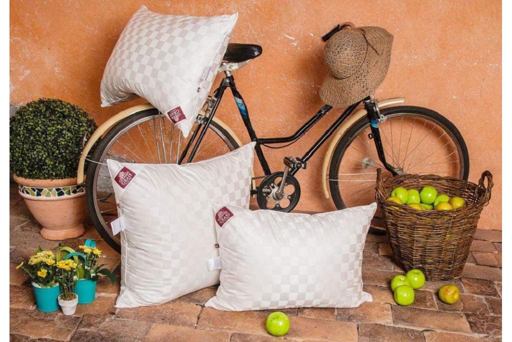 Пуховые подушки со скидкой до 20%
