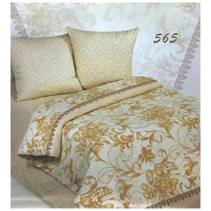 Постельное белье бязь Экзотика 565 1.5 спальное