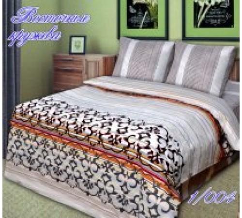 Постельное белье Восточные кружева Бязь ГОСТ Хлопковый Рай 1.5 спальное