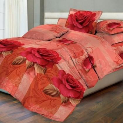 Постельное белье Летиция Бязь ГОСТ Хлопковый Рай 1.5 спальное