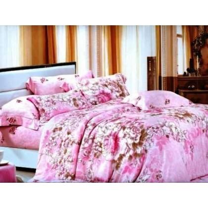 Постельное белье OB-02 Фамилье бамбук  2 спальное