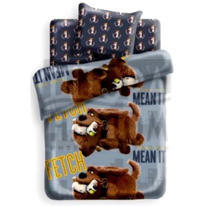 """Детское постельное белье Макс и Дюк """"Тайная жизнь домашних животных"""""""