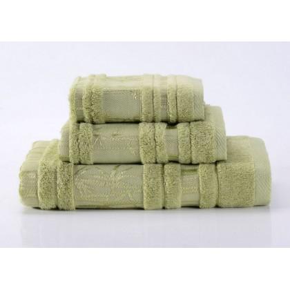 Полотенце махровое банное Вальтери  Bamboo CL-7 40х70
