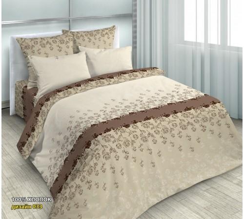 Постельное белье Бязь Дизайн 033 Хлопковый Рай