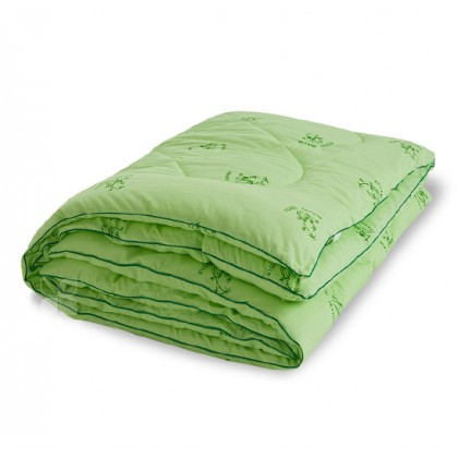 "Одеяло бамбуковое ""Бамбук"" 140х205 теплое"