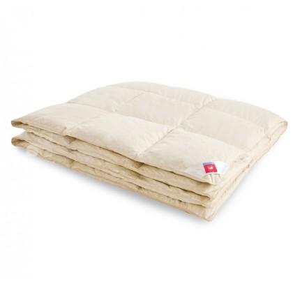 "Одеяло пуховое ""Камелия"" 140х205 теплое"