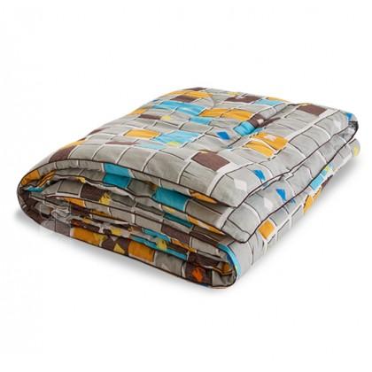 """Одеяло из овечьей шерсти """"Полли"""" 172х205 теплое"""