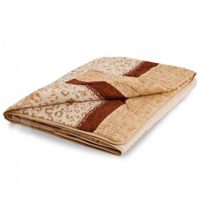"""Одеяло из овечьей шерсти """"Золотое руно"""" 140х205 легкое"""