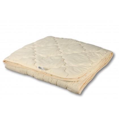 """Одеяло из овечьей шерсти """"Модерато-Эко"""" 140х205 облегченное"""