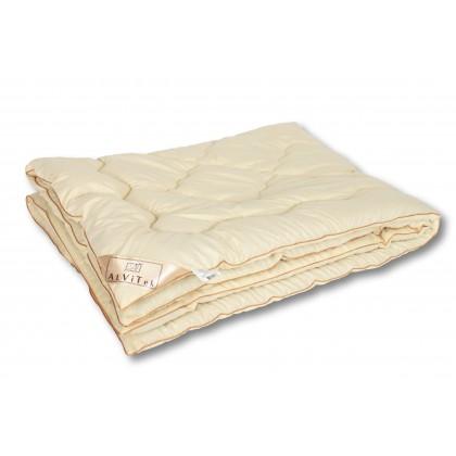 """Одеяло из овечьей шерсти """"Модерато-Эко"""" 140х205 классическое"""