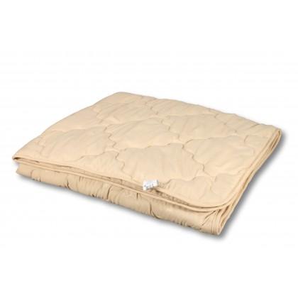 """Одеяло из верблюжьей шерсти """"Сахара-Эко"""" 140х205 облегченное"""