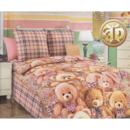 Постельное белье детский 1,5 спальный ДБ-43 Вальтери