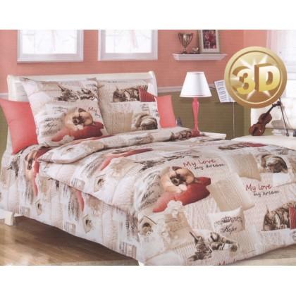 Постельное белье детский 1,5 спальный ДБ-45 Вальтери