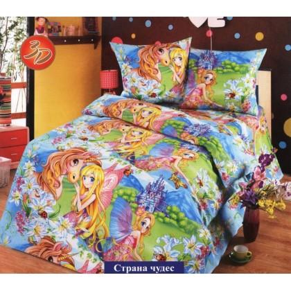 Постельное белье детский 1,5 спальный ДБ-40 Вальтери