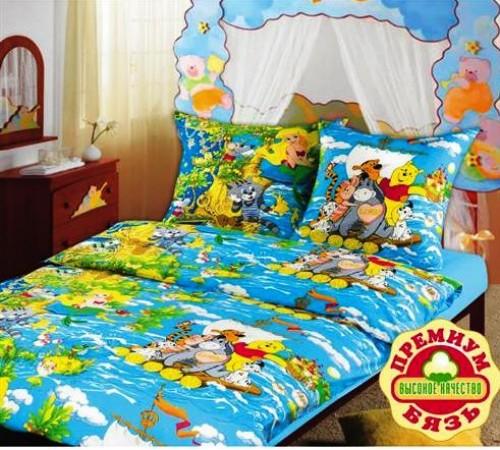 Постельное белье детский 1,5 спальный ДБ-32 Вальтери