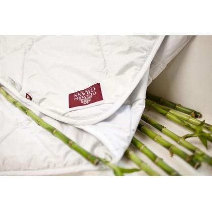 Одеяло бамбуковое German Grass Bamboo Grass 200х200 легкое