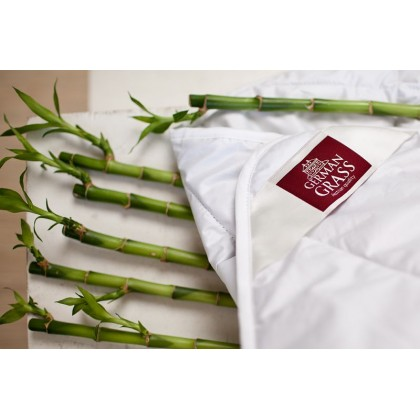 Одеяло бамбуковое German Grass Bamboo Grass 200х220 всесезонное