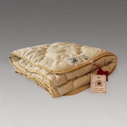"""Одеяло детское из овечьей шерсти Natures """"Забавная овечка"""" 100х150 всесезонное"""