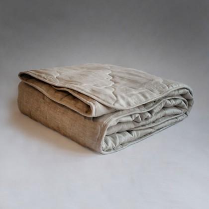 """Одеяло бамбуковое Natures """"Дивный лен"""" 140х205 облегченное"""